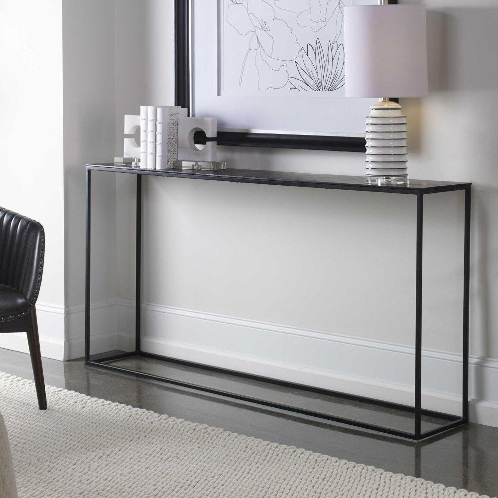 See Details - Coreene Console Table, Large