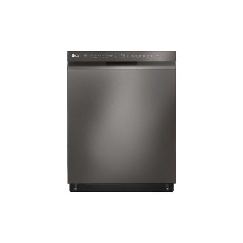 LG - Front Control Dishwasher with QuadWash™ and 3rd Rack