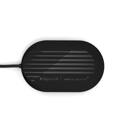 Klipsch - T5 II Sport McLaren Wireless Charging Pad