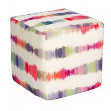 See Details - Reticulated Cube Seat