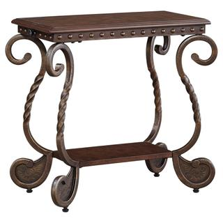 See Details - Rafferty Chair Side End Table