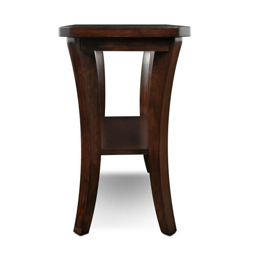 Narrow Chairside Table - Boa Collection #10305