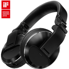 Flagship over-ear DJ headphones (black)