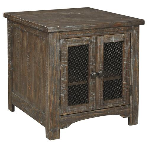 T4463  Rectangular End Table