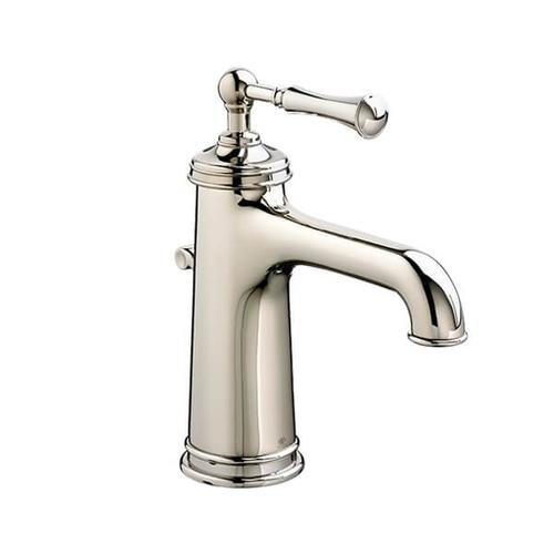 Dxv - Randall Single Handle Bathroom Faucet - Platinum Nickel