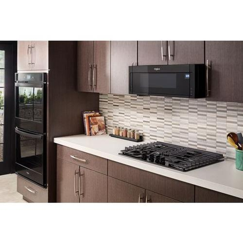 DISPLAY MODEL Whirlpool® 10.0 cu. ft. Smart Double Wall Oven with True Convection Cooking - Black