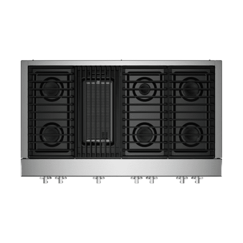 "48"" NOIR™ Gas Professional-Style Rangetop with Gas Grill"