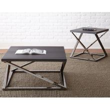 Aegean 3-Piece Set(Cocktail & 2 End Tables)