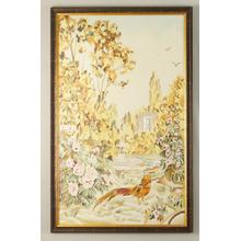 See Details - Aubusson Panel - A