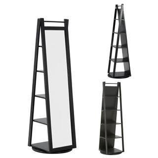 Dressing Stand w/Swivel Mirror (RTA)