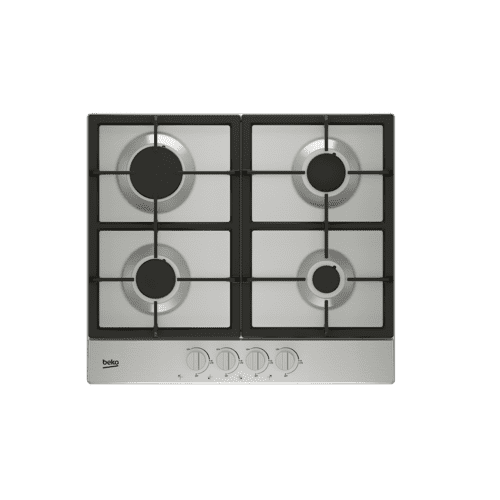 "24"" Built-In Gas Cooktop with 4 Burners"