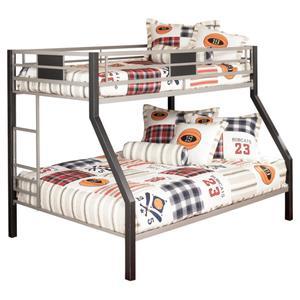 Ashley FurnitureSIGNATURE DESIGN BY ASHLEDinsmore Twin Over Full Bunk Bed