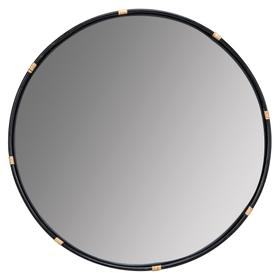 Evan Two-Toned Wall Mirror