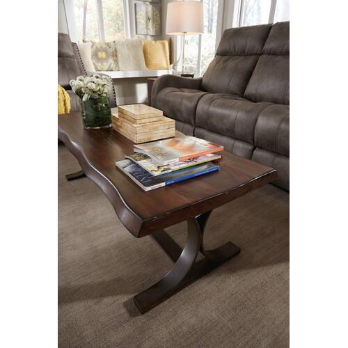Flexsteel Home - Farrier Rectangular Coffee Table