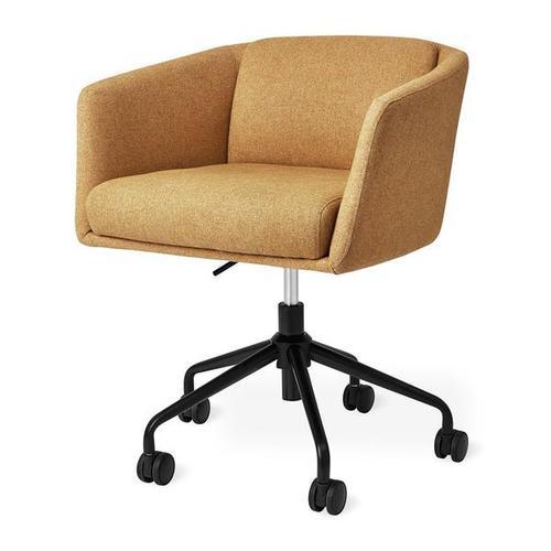 Radius Task Chair Stockholm Camel / Black