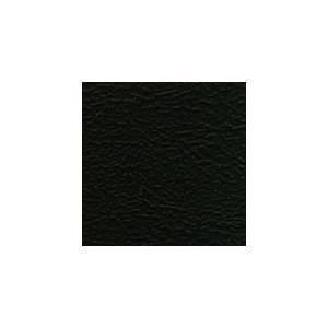HERCULES Series 21''W Church Chair in E-Z Sierra Black Vinyl with Book Rack - Gold Vein Frame