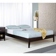 Simple Queen Platform Bed