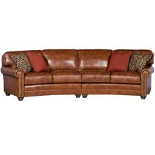 View Product - Winston Leather LAF Angle Loveseat, Winston Leather RAF Angle Loveseat