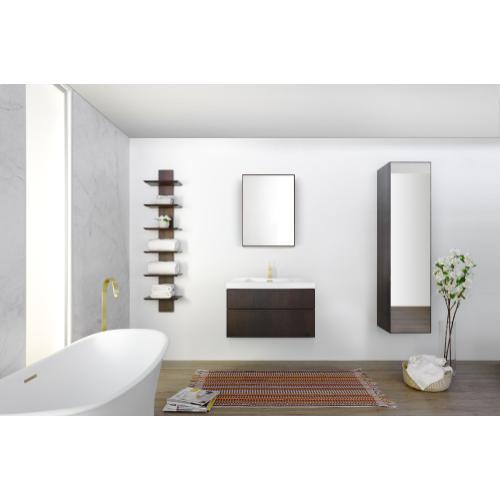 Wall-mount vanity Wall-mount Metro