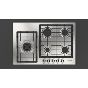 "Fulgor Milano30"" Gas Cooktop - Stainless Steel"