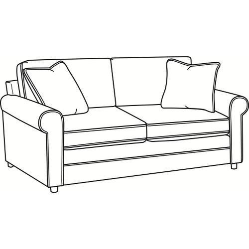 Braxton Culler Inc - Edgeworth Loft Sofa