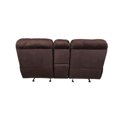 Ramsey Chocolate Reclining Set, M6012