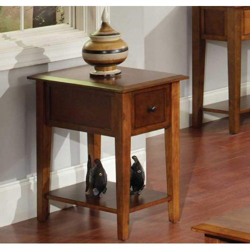 Gallery - St. Michael Chair Side Table
