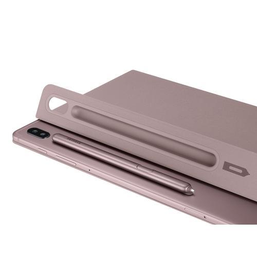 Samsung - Galaxy Tab S6 Book Cover - Rose Blush