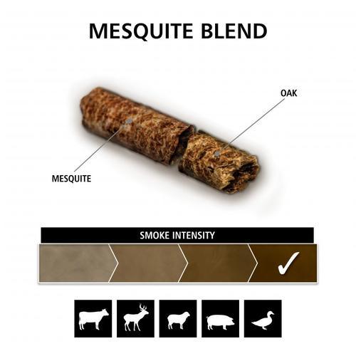 Mesquite Blend Wood Pellets