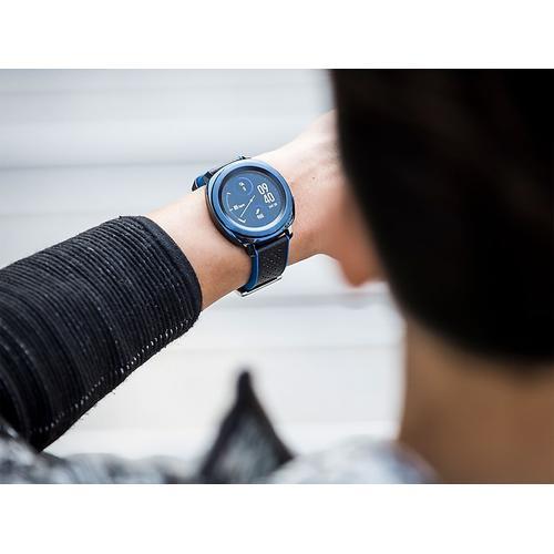 Gallery - Hybrid Sport Band for Galaxy Watch 42mm & Gear Sport, Blue