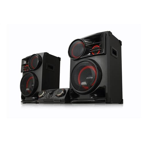 LG XBOOM Entertainment System w/ Karaoke & DJ Effects
