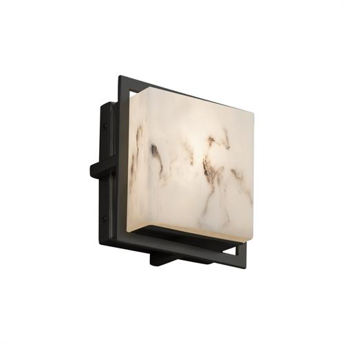"Avalon 7"" Square ADA Outdoor/Indoor LED Wall Sconce"