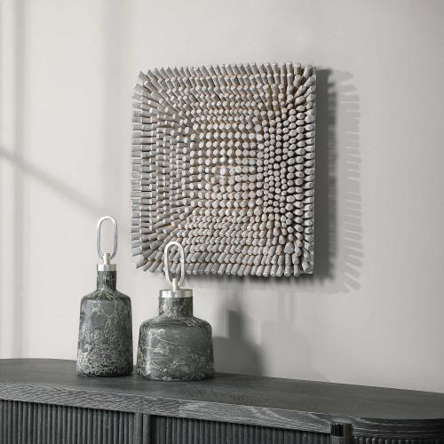 Uttermost - Portside Wood Wall Panel