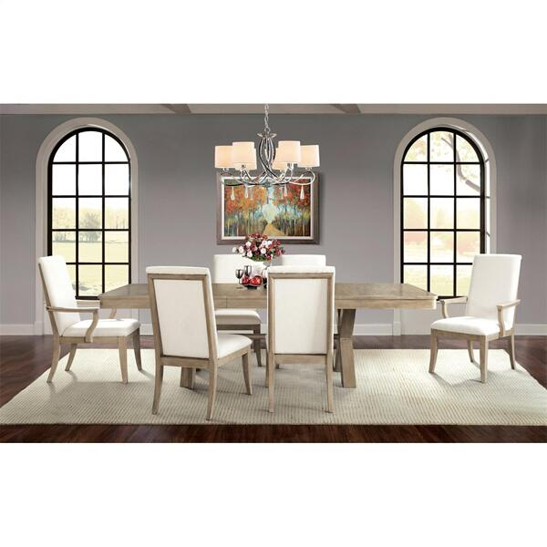 See Details - Sophie - Trestle Dining Table Top - Natural Finish
