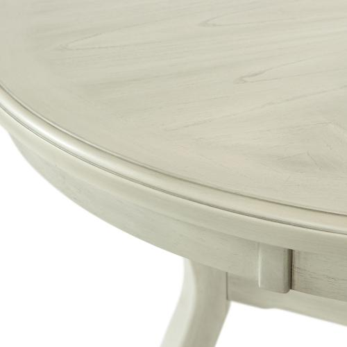 Elements - Amherst Standard Height Dining Table in Bisque