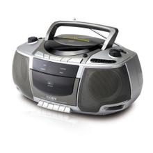 Portable CD/Radio/Stereo Cassette Player/Recorder