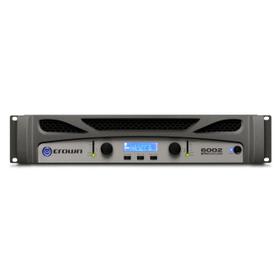 Two-channel, 2100W @ 4 Power Amplifier