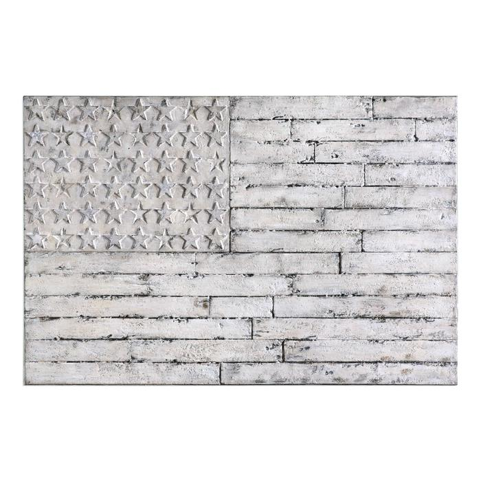 Uttermost - Blanco Hand Painted Canvas