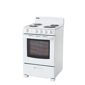 """Gallery - Danby 24"""" Free Standing Electric Coil Range"""