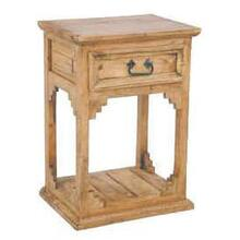 See Details - 1 Drawer Open Bottom Night Stand