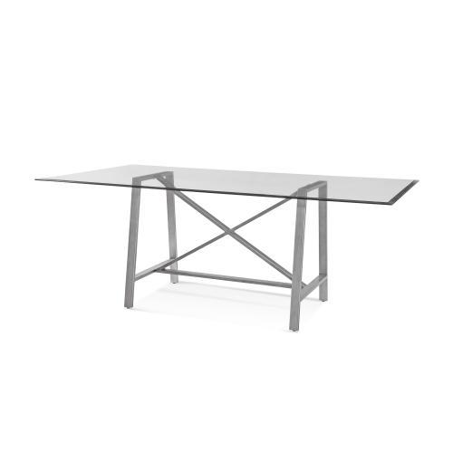 Bassett Mirror Company - Ross Rec Dining Table