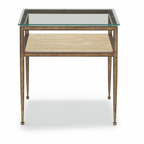Flexsteel - Venice End Table