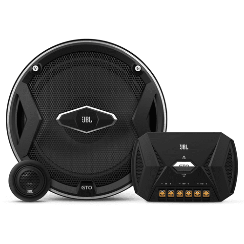 GTO609C Ultimate sound experience, Mid-bass, tweeter and cross-over bring music to life in your car