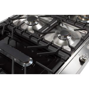 48 Inch Stainless Steel Natural Gas Cooktop