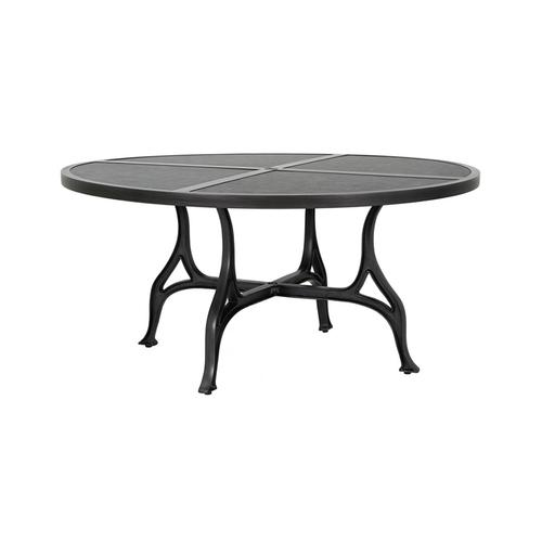 """Castelle - 60"""" Marquis Round Dining Table"""