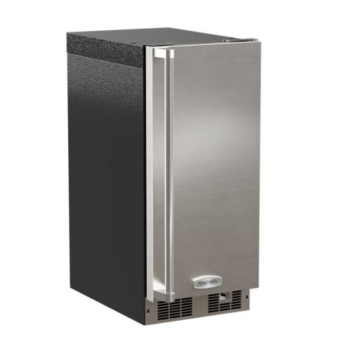 Performance - Panel-Ready Solid Overlay Door, Integrated Right Hinge (handle not included)*