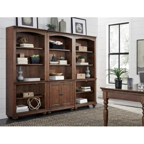 Aspen Furniture - Open Bookcase