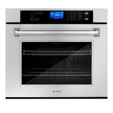 ZLINE 30 in. Professional Single Wall Oven in Stainless Steel (AWS-30)