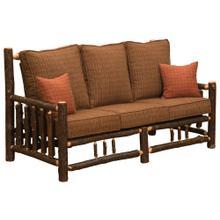 See Details - Sofa - Natural Hickory