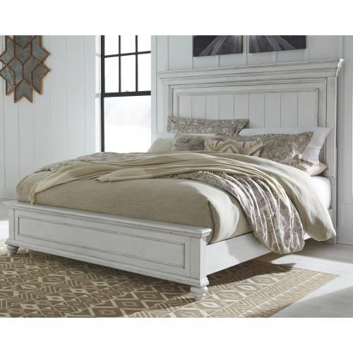 Kanwyn California King Panel Bed